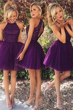 3c3de44285bb 7 Best Purple Cocktail Dress images   Purple cocktail dress, Alon ...