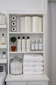 Who says wine holders are just for wining and dining? The Laundress uses the stackable Fridge Binz Wine Holder to efficiently and vertically hold extra bottles of The Laundress Signature Detergent! Linen Closet Organization, Laundry Room Organization, Laundry Room Design, Closet Storage, Storage Shelves, Laundry Rooms, Storage Organization, Organizing Ideas, Refrigerator Organization