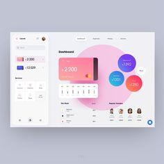 by Halo Lab Dashboard Interface, Web Dashboard, Dashboard Design, App Ui Design, User Interface Design, Page Design, Branding Design, Design Agency, Design Design