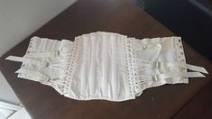 Check out this, Vintage Steampunk Lace Up Corset Girdle Womens Fashion Pin Up Shapewear on PrairieGrit.com. The collectors marketplace!
