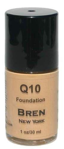 Cosmetics | CoQ10 Foundation Shade Tawny Face Makeup