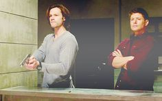 Sam and Dean - Pac-man Fever 8x20