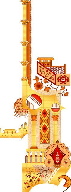 Digital Des fabric painting Des Digital fabric painting designs for kurtis