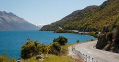 Las diez carreteras más espectaculares de Nueva Zelanda. Glenorchy,Monte Cook,Desert road,Waipoua forest,Haast,Wanaka, Otago,Te Anau,Coromandel,Punakaiki.