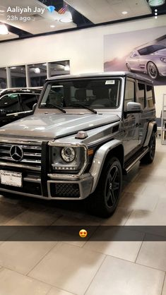 Sports cars are really popular not just to car racers but also to collectors and ordinary people. They are costly, no one would like to miss owning at least one model of sports vehicle. Mercedes G Wagon, Mercedes Amg, My Dream Car, Dream Cars, Lux Cars, Car Goals, Jeep Truck, Expensive Cars, Future Car