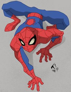 Spectacular Spider-Man. This show rules. Such a shame it only lasted 2 seasons.