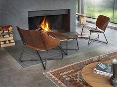 Miller Lounge Chair by Functionals