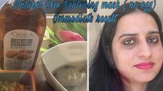 Skin tightening mask (No eggs)!!! Effective from 1st use ! Erase your fi... #ClayFaceMask