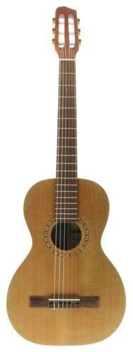 #guitar ART & LUTHERIE Ami Nylon Cedar 6 String Parlor Acoustic Guitar please retweet