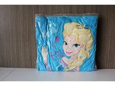 Poduszka dla dziecka na licencji 35x35 Elsa