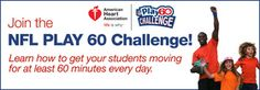 NFL PLAY 60 Challenge