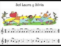 05 Sol, Laura y Silvia Maila, Music Activities, Elementary Music, Music Classroom, Teaching Music, Music Lessons, Music Education, Music Videos, Musicals