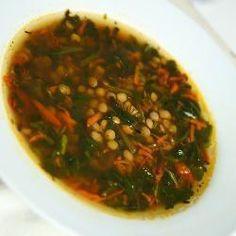 Zupa z soczewicy i szpinaku @ allrecipes.pl