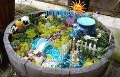 DIY fairy garden ideas are whimsical, pretty, and easy to make. Here are 20 DIY fairy garden ideas to try at home. Mini Fairy Garden, Gnome Garden, Fairies Garden, Diy 2019, Small Backyard Landscaping, Large Backyard, Landscaping Ideas, Garden Architecture, Architecture Design