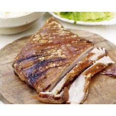 Jamie Oliver pork belly recipe