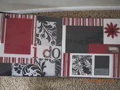 wedding scrapbook layouts - Bing Images