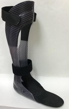 Made at Advanced Orthopedic Designs Orthotics And Prosthetics, Combat Helmet, Ankle Surgery, Foot Drop, Feet Care, Braces, Tech, Animal, Health