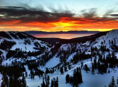 amazing lake tahoe photography from @SkiAlpine    Beautiful place visited last year will go back one day