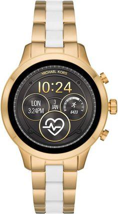 8a717772760c MICHAEL Michael Kors Access Runway Smart Bracelet Watch