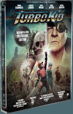 'Turbo Kid' Gets the SteelBook Treatment in Canada