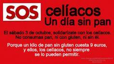 #undiasinpan solidarízate con los #celiacos #quenopare