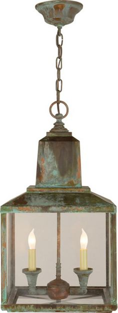 Dear Miss Cote de Texas - great post on French lanterns