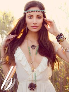 Women's Boho Chic Clothing Boho chic style is wearing