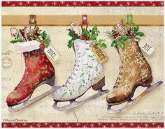 Shawn D Jenkins christmas art Christmas Clipart, Christmas Paper, Vintage Christmas Cards, Christmas Printables, Christmas Pictures, Xmas Cards, Christmas Greetings, Vintage Cards, Winter Christmas