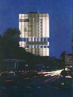 Headquarter Bayer, Manuel Herz Architects