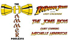 Join Gene and his lovely wife, Michelle, as they discuss the relationship between Henry Jones, Sr. & Henry Jones, Jr. (aka Indiana) as shown in the movie, Indiana Jones and the Last Crusade. As is normal, there are tangents a plenty, even talk of what if Sean Connery had come back for Kingdom of the Crystal Skull. All this plus listener feedback!