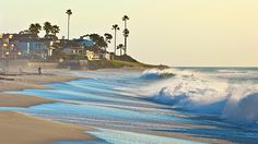 Amazing views of the beach, ocean, and the San Diego skyline makes the Loews Coronado Bay Resort one of the best hotels in Southern California. San Diego Skyline, San Diego Hotels, Wild Animal Park, San Diego Beach, Co Working, California Beach, Southern California, Maldives, Where To Go