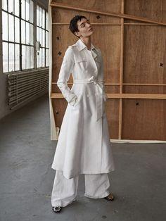 Janice Alida by Zoltan Tombor for Harper's Bazaar Netherlands April 2018 - Minimal. / Visual.