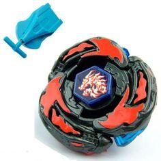 Beyblade BB108 L Drago Destroy Destructor F:S Blue Launcher Kids Game Toys Christmas Gift