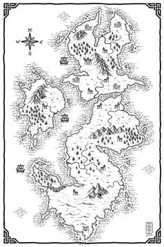 A website and forum for enthusiasts of fantasy maps mapmaking and cartography of all types. We are a thriving community of fantasy map makers that provide tutorials, references, and resources for fellow mapmakers. Fantasy Map Making, Fantasy World Map, Fantasy Art, Rpg Map, Creation Art, Treasure Maps, Treasure Map Drawing, Pirate Treasure, Island Map