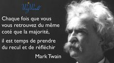 Soyez du coté des gagnants avec wizworld.fr et Mark Twain