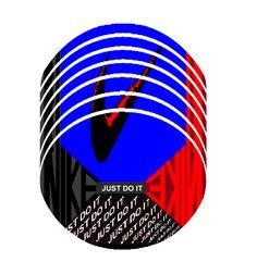 sick nike logo nike pinterest nike logo rh pinterest com Nike Galaxy Logo Awesome Nike Logos