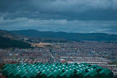 The Cubierta Cazucá Project Reinvigorates Bogota's Slums / Giancarlo Mazzanti Arquitectos