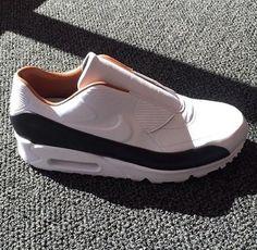 Sacai Nike Air Max 90 White Black