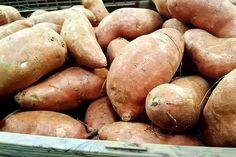 Süßkartoffeln roh essen  kein Problem!