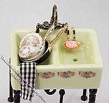 Miniature Dressed Sink