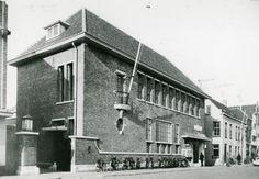 Een ongedateerde foto van het Postkantoor, Westhavenkade 40