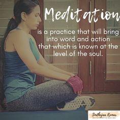 #meditation #wellness