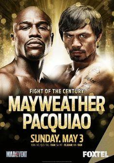 Floyd Mayweather Jr vs. Manny Pacquiao Puzzle Fun-Size 120 pcs