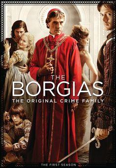 Me, The Borgias, and Netflix...The perfect weekend