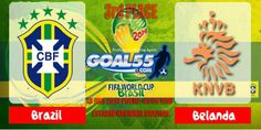 Berita bola Piala Dunia 2014, perebutan posisi ke tiga Piala Dunia 2014, pertandingan brasil vs belanda 13 Juli 2014, hasil pertandingan semi final piala dunia  http://www.goal55.com/preview-posisi-ketiga-piala-dunia-2014-antara-brasil-vs-belanda/