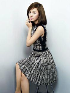 Kim Tae Hee. Refined.