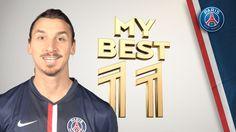 MY DREAM TEAM by Zlatan Ibrahimovic