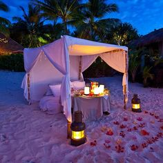 Bedouin Tent Private Dining Experience on Aitutaki I Embedded image permalink I Embedded image permalink