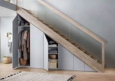 49 Ideas living room storage under tv under stairs for 2019 Understairs Storage Ideas Living room stairs storage Closet Under Stairs, Under Stairs Cupboard, Basement Stairs, Staircase Storage, House Staircase, Stair Storage, Closet Storage, Home Stairs Design, House Design
