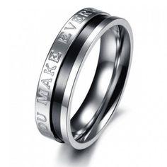 Silver You Make Everything Wonderful Ring